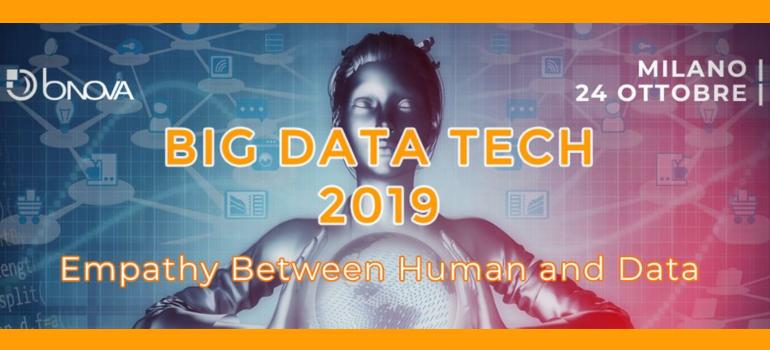 Big Data Tech 2019