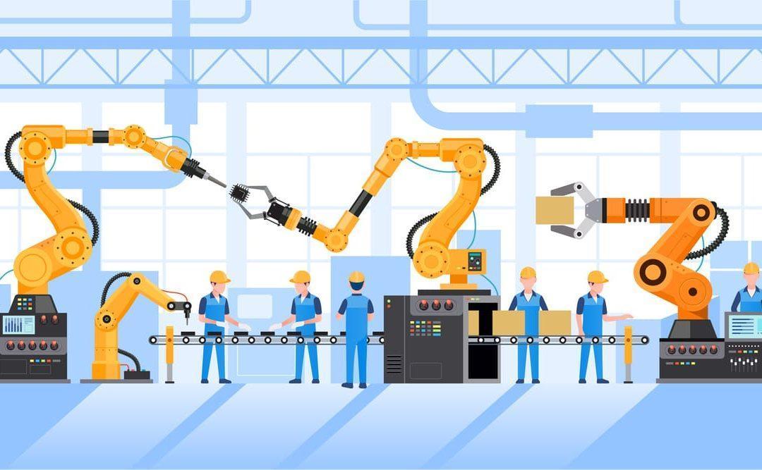 Industrial IoT e le altre tecnologie dell'Industria 4.0
