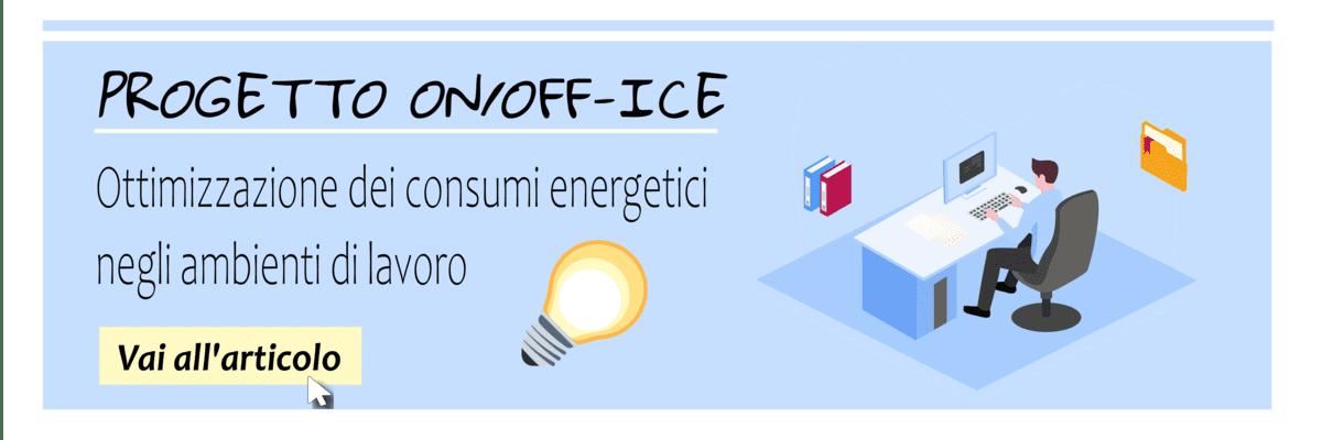on/off-ice lampadina consumi energetici
