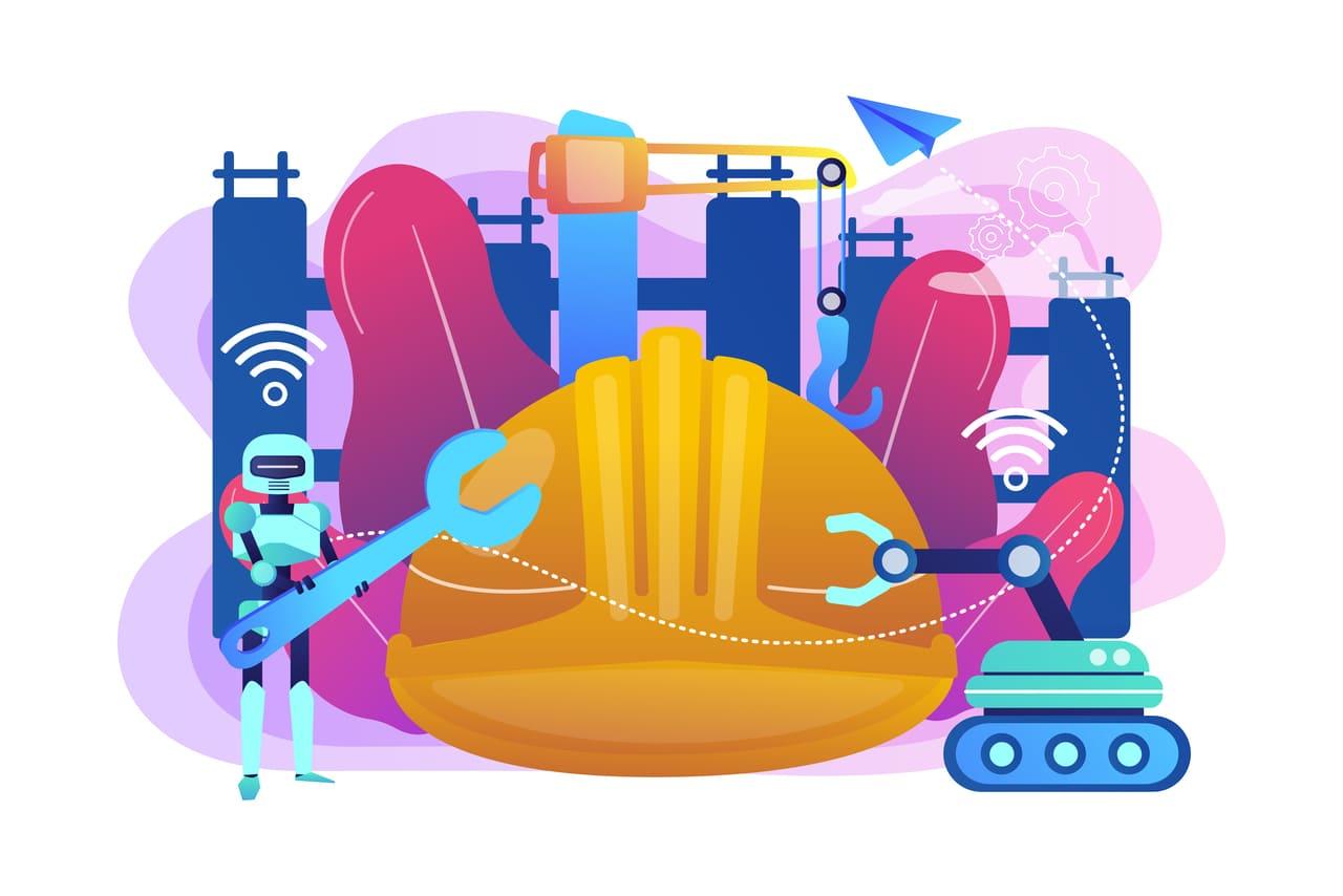 robot smart factory